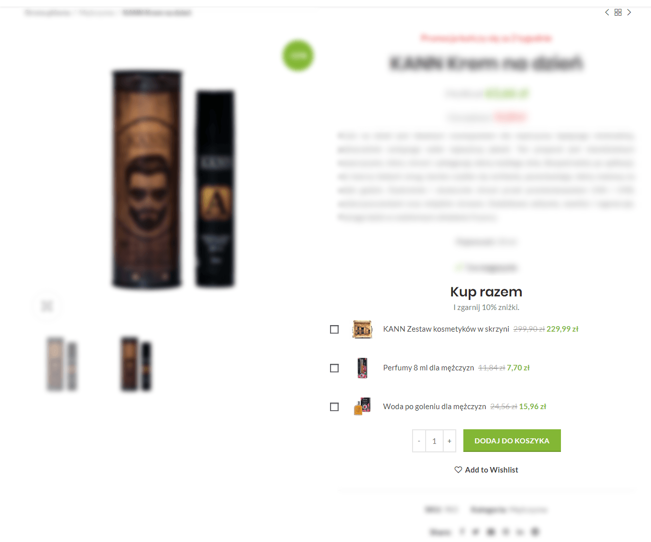 buy together woocommerce product page